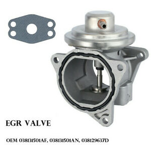 EGR-Valve-For-AUDI-VW-Golf-Touran-Jetta-SEAT-SKODA-1-9-2-0-TDI-OEM-038131501AN