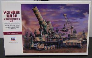 1-72-Hasegawa-Models-54cm-Morser-Karl-041-w-Munitionspanzer-IV-ausf-F-L-1471