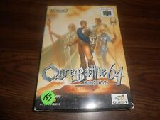 Ogre Battle 64: Person of Lordly Caliber (Nintendo 64, 2000) - Japanese  Version
