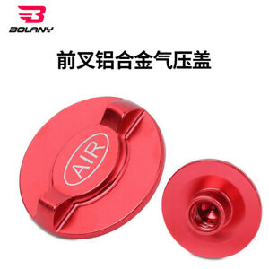 Bolany Bicycle Air Gas Shcrader American Valve Cap MTB Bike suspension fork Part