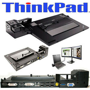 LENOVO-ThinkPad-Mini-Dock-PlusSerien-3-With-2-x-DVI-USB-3-0-4338-W530-W520