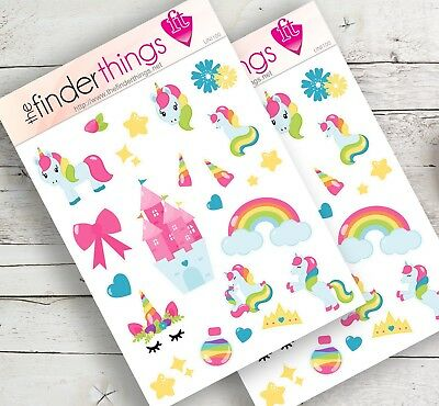 Happy and Cute Owls Stickers for Scrapbook Planners and Fun Diary Precut
