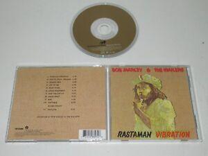 BOB MARLEY & THE WAILERS/RASTAMAN VIBRATION(TUFF GONG/ISLAND 548 897-2) CD ALBUM