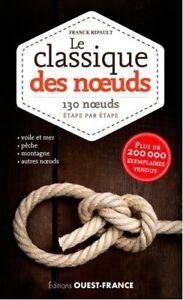Le classique des nœuds de Franck Ripault (chez Ouest-France)