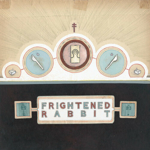 1 of 1 - Frightened Rabbit - Winter of Mixed Drinks [New CD]