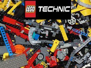 LEGO-TECHNIC-500g-Bundle-of-mixed-pieces-GENUINE-parts-bricks-400-pieces-approx