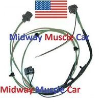 Front Headlight Extension Wiring Harness Chevy Pickup Truck Suburban 63-66