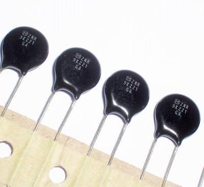 10pcsV10271U10D271K 10MM Diameter 270V Metal Oxide Varistor Matsushita MOV