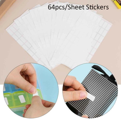 Sticky Diamond Paint Storage Blank Tags Stickers Package Label Distinguish