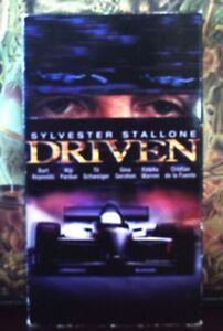 VHS-Movie-Driven-Warner-Bros-Pictures-2001-Sylvester-Stallone-Burt-Reynolds