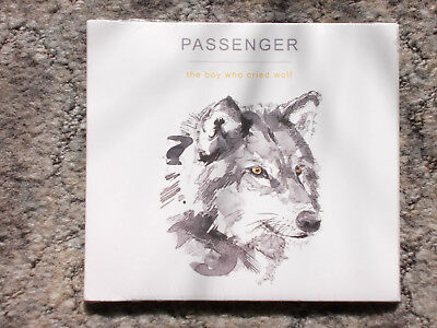 "Passenger ""The Boy Who Cried Wolf"" CD limited edition NEU ..."