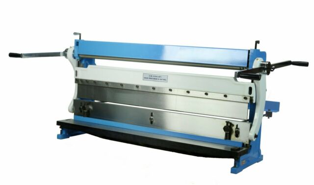 """200mm Combination Sheet Metal Brake 3 in 1 8/"""" Shear and Roll-8171000"""
