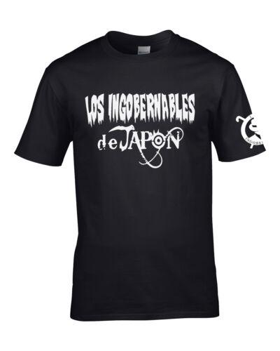 Los ingobernables Japon robe fantaisie Naito Bushi NJP Lutteur Costume Balle Club