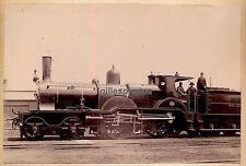 Locomotive c. 1880-90 - Chemins de Fer du Nord Train - 17