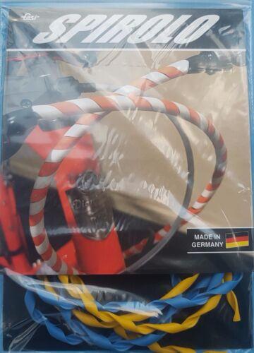 Spirolo Bowdenzug Umhüllung  2 x 1 Meter Fahrrad
