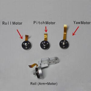 Original Gimbal Camera Yaw//Roll//Pitch Motor Arm Parts for DJI Phantom 3 Pro Adv