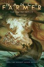 The Sea of Trolls by Nancy Farmer (2006, Paperback, Reprint)