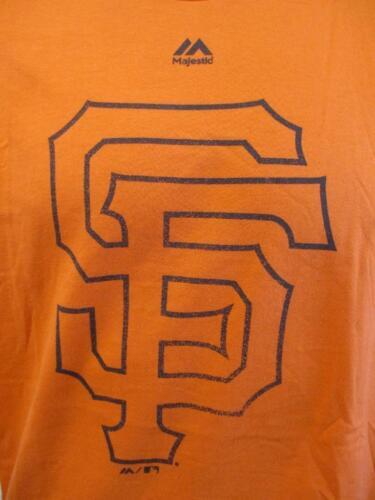 Fanartikel Neu San Francisco Giants Herren Größe S-m-l-xl-2xl Orange Uvp