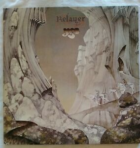 Y-E-S-Unplayed-1974-ORIGINAL-LP-Relayer-ATL-50096-Germany
