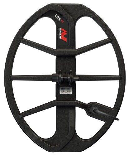 "Minelab Equinox coil ear Stiffener Protector 11/"" coil"