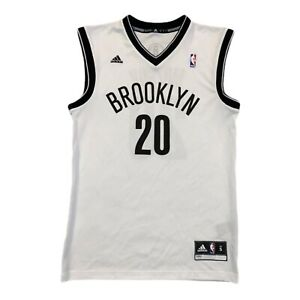 Brooklyn Nets Timofey Mozgov Statement Black Swingman Jersey