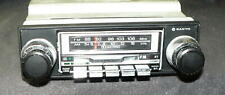 Vintage Hi End Sanyo Ft1877 Car Stereo In Dash 8 Track Withdolby Loud Ff Working