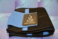 Xtreme Shaper Belt Blue, Power Sweat Waist Back Support Slimming Trainer Sweet