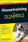 Housetraining For Dummies by Susan McCullough (Paperback, 2009)