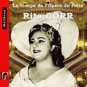Rita-GORR-La-Troupe-de-l-Opera-de-Paris-1-CD-NEUF