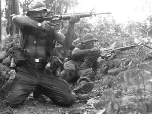 Vietnam-Firefight-Photo-from-Vietnam-War-US-Army-USMC-Southeast-Asia