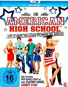 Blu-Ray-AMERICAN-HIGH-SCHOOL-Talan-Torriero-FSK-16