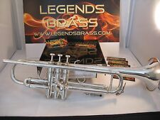 Vintage Rare Benge 6X SAX KILLER .468 L BORE Bb Trumpet Jazz Professional Lead