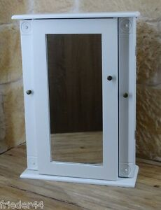 schmuckschrank schmuckkasten wei schwarz spiegelschrank. Black Bedroom Furniture Sets. Home Design Ideas