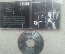 KATRINA & THE WAVES  BREAK OF HEARTS UK 1989 COLLECTORS EDITION CD FIRST PRESS !