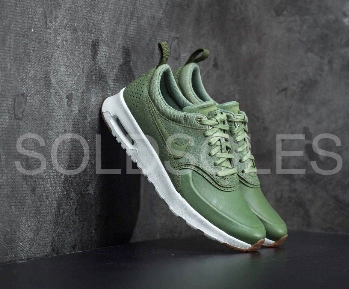 Nike Air Max Thea PRM Olive Green