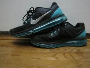 Nike Air Max 2012 green Black 554886-003 Size 9. | eBay