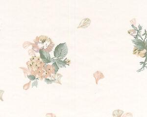 gloria vanderbilt rose flower designer white pastel floral. Black Bedroom Furniture Sets. Home Design Ideas