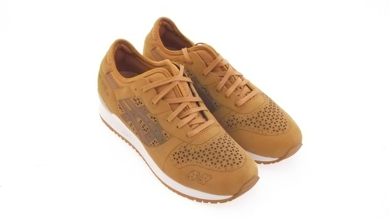 Asics Gel-Lyte 3 III Laser Cut Alpha Pack tan H5E3L-7171