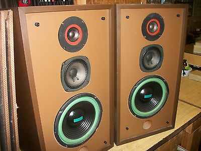 Vintage Bolivar Speco Model 18 Speakers | eBay