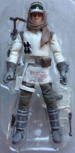 "REBEL HOTH SOLDIER  VC120 TESB Star Wars 3.75/"" Inch HASBRO LOOSE 2018 FIGURE"