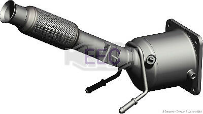 CAT TYPE APPROVED OEM QUALITY FOR PEUGEOT PT6047T CATALYTIC CONVERTER