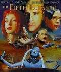 The Fifth Element 1997 Blu-ray Disc Movie Bruce Willis Action Adventure
