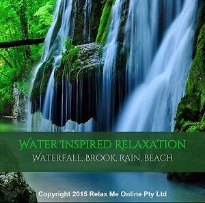 Water-Inspired-Relaxation-Meditation-CD-Peaceful-Ocean-Rain-amp-Waterfalls-CD