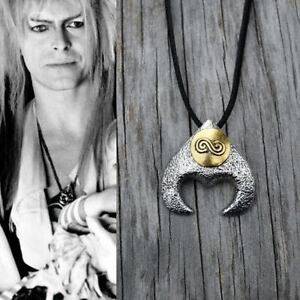 Labyrinth costume necklace goblin king david bowie movie jareth 27 labyrinth costume necklace goblin king david bowie movie mozeypictures Image collections