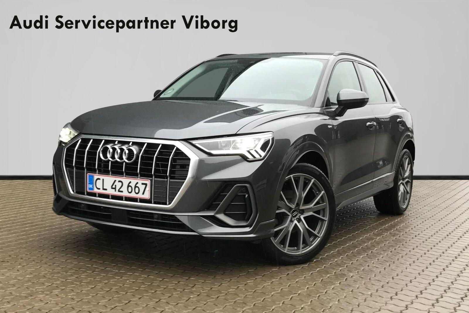 Audi Q3 35 TFSi S-line S-tr. 5d - 479.900 kr.