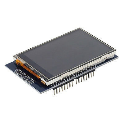 "2.8"" Inch TFT LCD Display Touch Screen Module with SD Slot For Arduino UNO F5"