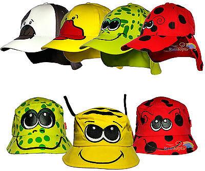 Raintopia Childrens Whale /& Wave Bucket Hat
