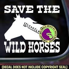 Bumper Sticker Decal Oval Car Magnet Save Gas Ride A Horse