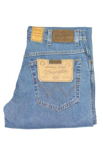 Original Wrangler Regluar Fit Stretch W10i23010 Jeans Trousers Men/'s Fashion