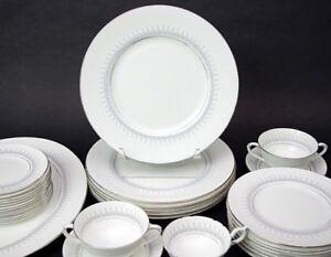 "(1) Coalport AVON Fine Bone China Dinner Plate 10 3-4"" Angleterre-afficher le titre d`origine JFvs7Uao-09165300-785210337"